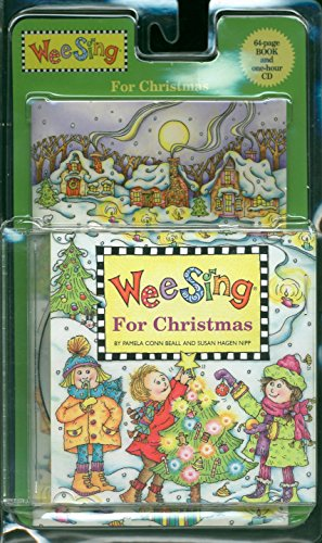 Wee Sing for Christmas (With CD) (Easy Christmas Songs To Sing)
