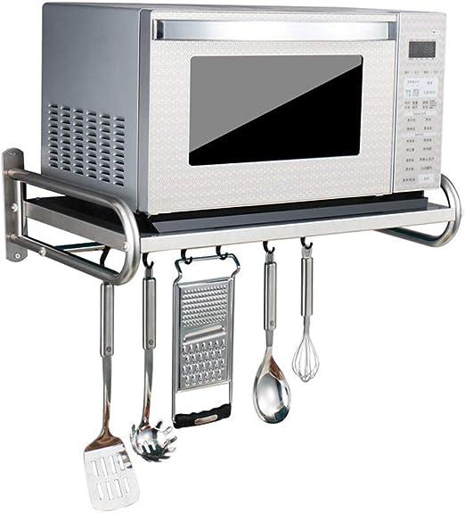 Amazon.com: TenCMG - Estantería de cocina para microondas o ...