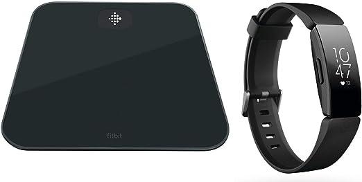 Fitbit Aria Air Bundle Inspire Hr Black Baumarkt