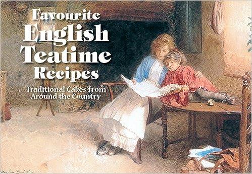 Our favourite recipes: English teatime recipes | amazon.com