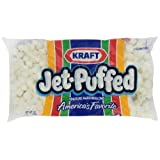 Jet Puffed Mini Marshmallow, 16 Ounce Bags (Pack of 12)