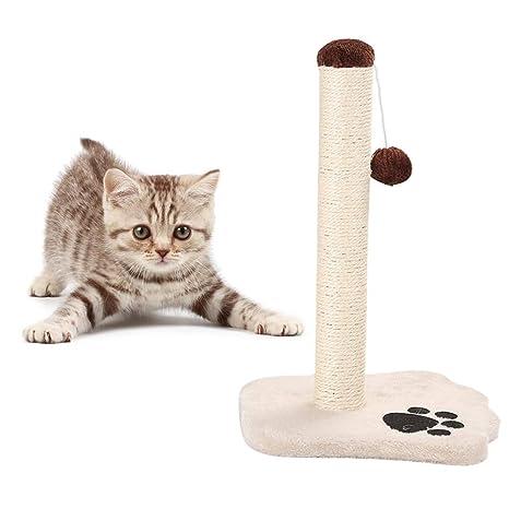 Feli546Bruce Árbol para Gato, Cuerda de sisal para Gato ...