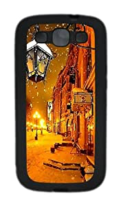 Samsung Galaxy S3 I9300 Cases & Covers Moscow At Night Custom TPU Soft Case Cover Protector for Samsung Galaxy S3 I9300 Black