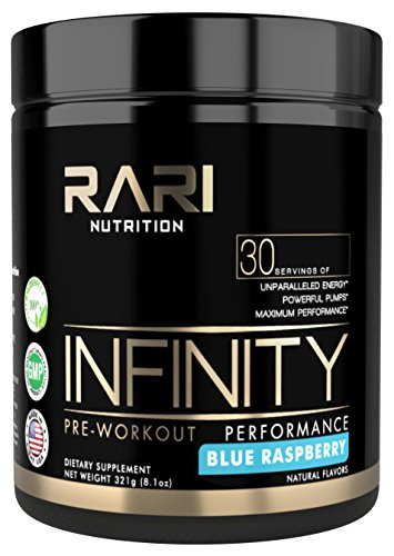 RARI Nutrition Performance Artificial Raspberry product image