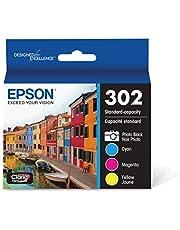 Epson T302 Claria Standard-Capacity Ink Cartridge