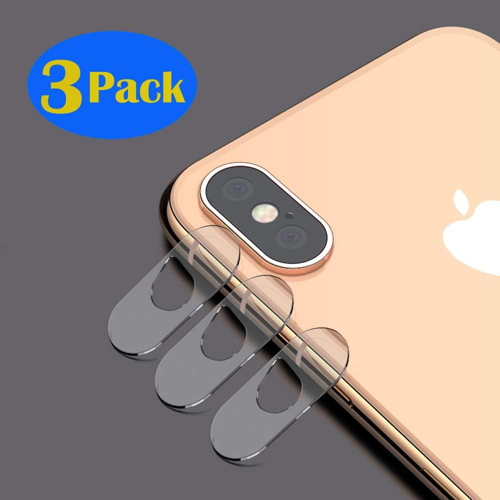 Protector Lente Para Iphone Xs Max [3 Un.] LINKES