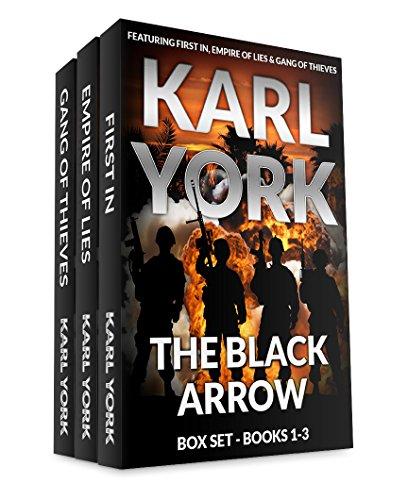 The Black Arrow Trilogy (Jim Thorn Pathfinder Box Sets Book 1)