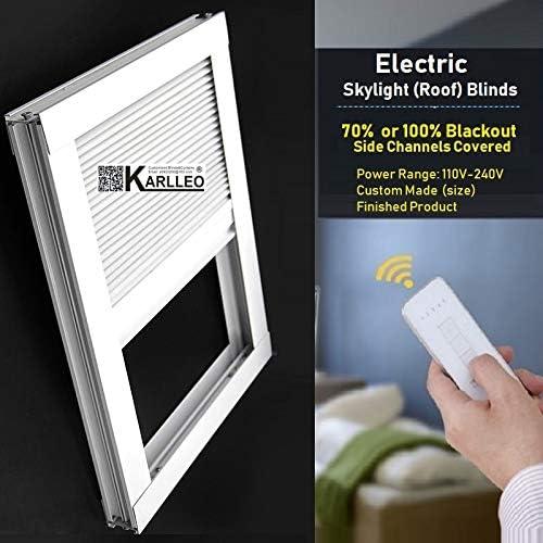 Amazoncom Motorized Skylight Roof Window Cellular