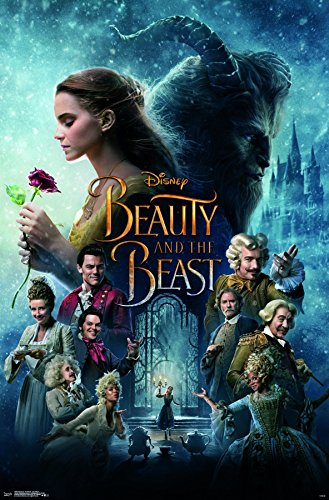 Trends International Beauty & the Beast-One Sheet Premium Wa