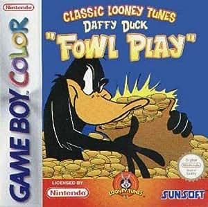 Daffy Duck Fowl Play