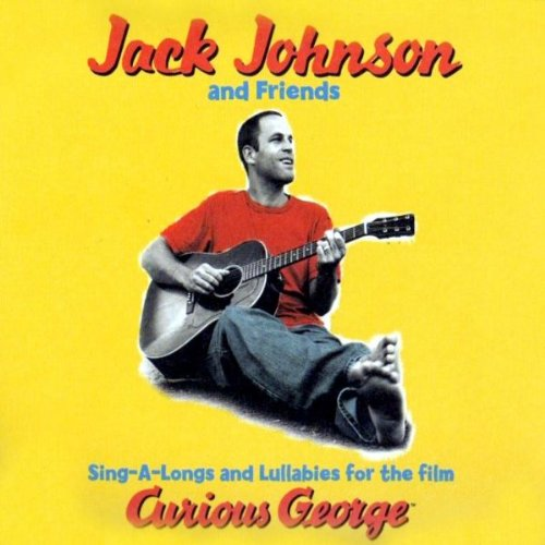 Price comparison product image Sings-a-Long and Lullabies for the Film Curious George - Jack Johnson and Friends