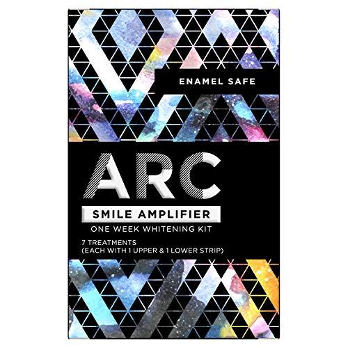 ARC Smile Amplifier Teeth Whitening Kit, 7 Treatments