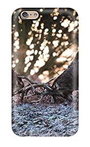 Best 7146621K63848945 Hot Tpu Cover Case For Iphone/ 6 Case Cover Skin - Deer