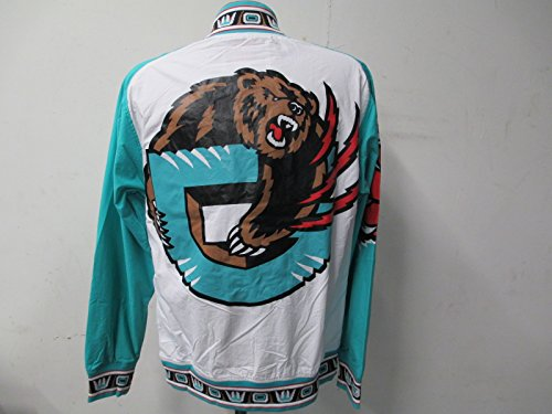 6f2c6109a25 Vancouver Grizzlies Small (36) Mitchell   Ness Inaugural Season 95-96 Warm  Up