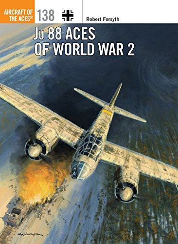 (Ju 88 Aces of World War 2 (Aircraft of the)