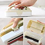 Lint remover,Sundlight Double Hair Removal Brush Pet Clothing Fabric Brush Travel Home Office Necessity Sweeper