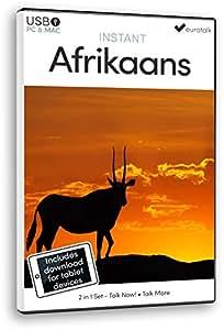 Amazon.com: EuroTalk Instant Afrikaans - USB Edition: Software