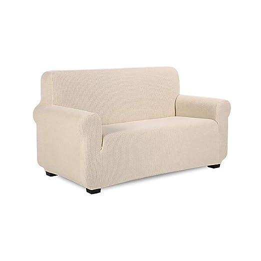 Bcxiu Funda elástica para sofá, funda completa Funda para ...