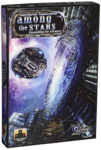 Stronghold Games Among The Stars Expanding The Alliance Game (Among Game Board The Stars)