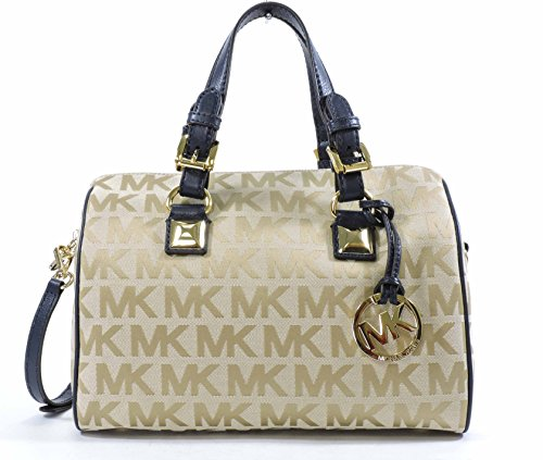 michael-kors-grayson-medium-satchel-beige-camel-navy