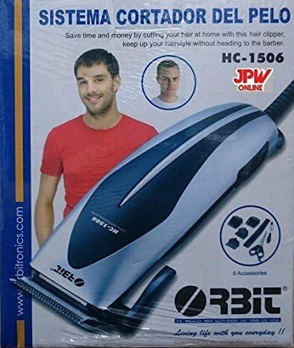 JPWOnline - Cortapelos electrico Orbit HC-1506: Amazon.es: Salud y ...