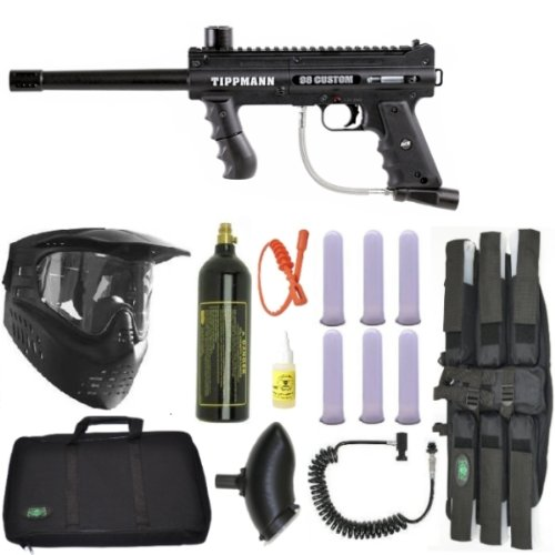 tippmann-98-custom-ps-act-paintball-marker-gun-3skull-sniper-set