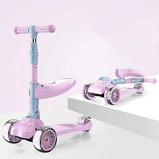 BAAYD, Juguetes de Scooter para niños 2-6-10 años Niños ...