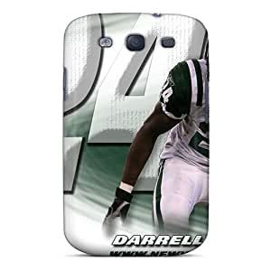 Samsung Galaxy S3 BuA3517nNeu Provide Private Custom Colorful New York Jets Pictures Shock Absorption Cell-phone Hard Cover -Marycase88