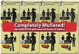 Completely Mullered! Chess Endgames Vol 1 - 8 (PC-DVD) - Karsten Muller