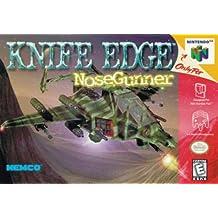 Knife Edge: Nose Gunner (N64) by Kemco