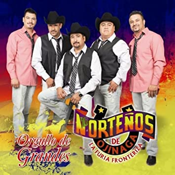 Nortenos de Ojinaga - Nortenos de Ojinaga (CD+DVD 404426) - Amazon.com Music