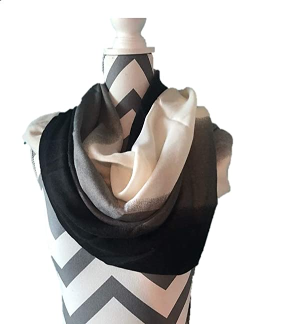 d28c8d4d80631 Summer   Rose Sara Ombre Scarf  Amazon.ca  Clothing   Accessories