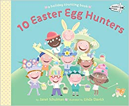 Libro PDF Gratis 10 Easter Egg Hunters: A Holiday Counting Book