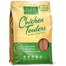 VitaLife All Natural Dog Treats - Chicken Tenders 16 oz (454 g)