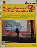 img - for Hagstrom Bergen/Passaic/Rockland Counties: New Jersey and New York (Hagstrom Bergen, Passaic, Rockland Counties Atlas Large Scale Edition) book / textbook / text book