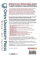 Positive Psychology (UK Higher Education OUP Psychology)