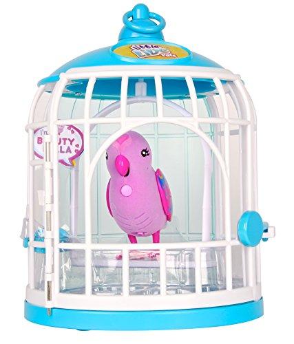 Amazon.es: Boti 33260b Little Live Pets - Pájaro Hanna + jaula