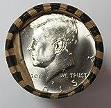 2015 P Clad Kennedy Half Dollar $10 Bankroll (20 Coins) Uncirculated