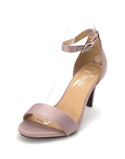 035cb6af9 Aerosoles Womens Laminate Fabric Open Toe Formal Ankle
