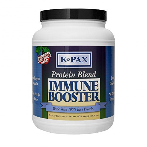 K-PAX Protein Blend – Immune Booster – 30 Servings