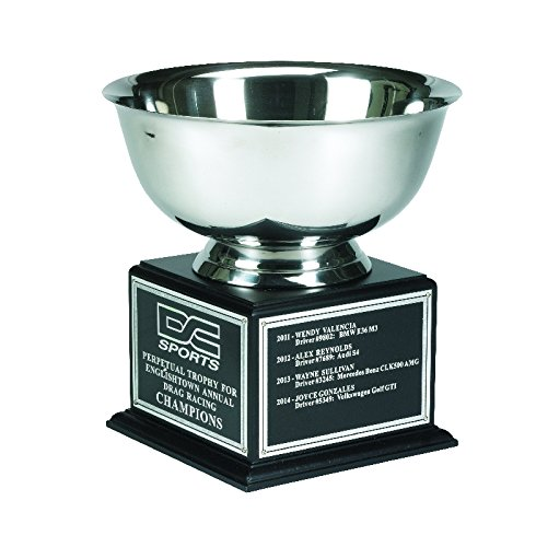Perpetual Trophy Silver Revere Bowl