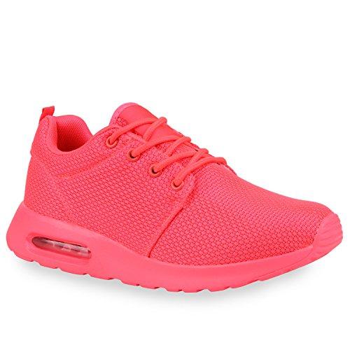 Paradis Bottes Chaussures Unisexe Sport Femmes Hommes De Course Sur La Taille Flandell Neonpink