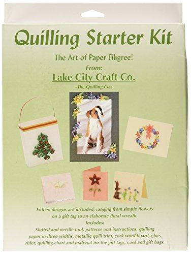 quilling starter kit - 4