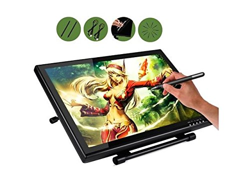 Ugee 1910B Pen display Drawing monitor Graphics Tablets with 2048 Pressure Sensitivity...