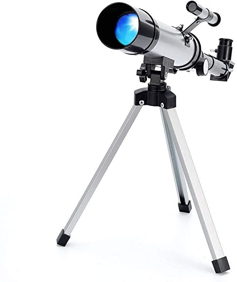 Telescopio Refractor Astronómico Zoom HD al Aire Libre Monocular ...