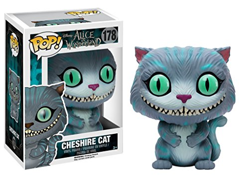 Funko POP Disney: Alice in Wonderland Action Figure - Cheshire Cat Alice In Wonderland Figure
