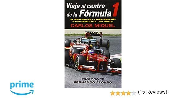 viaje al centro de la formula 1 deportes corner