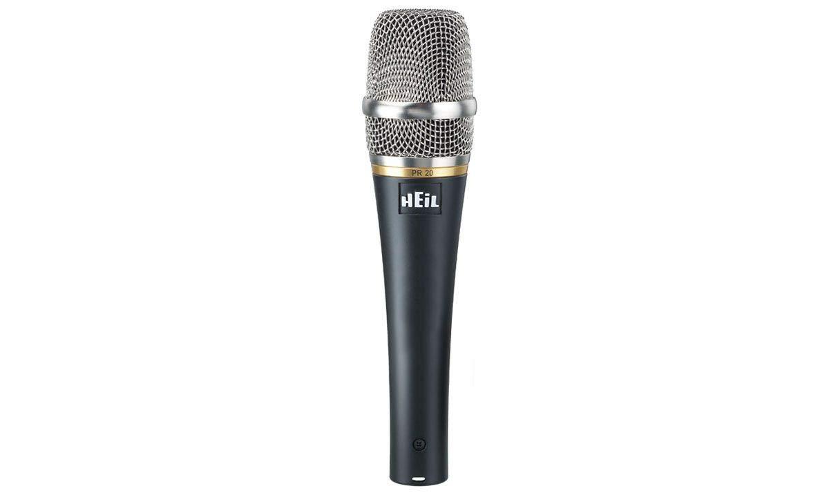 Microfono Heil Sound PR-20UT Dynamic Handheld ...
