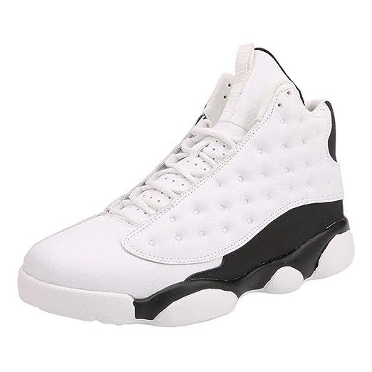 ASDFGH Zapatos de Baloncesto, Antideslizantes de Choque ...