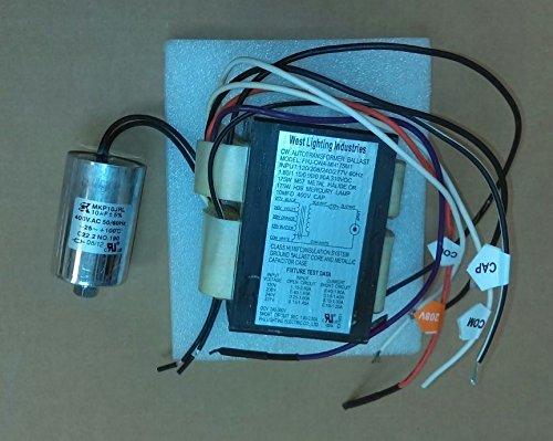 MULTI TAP BALLAST KIT 175W METAL HALIDE MERCURY LAMP 120V 208V 240V 277V VOLTAGE Ballast Kit Multi Tap